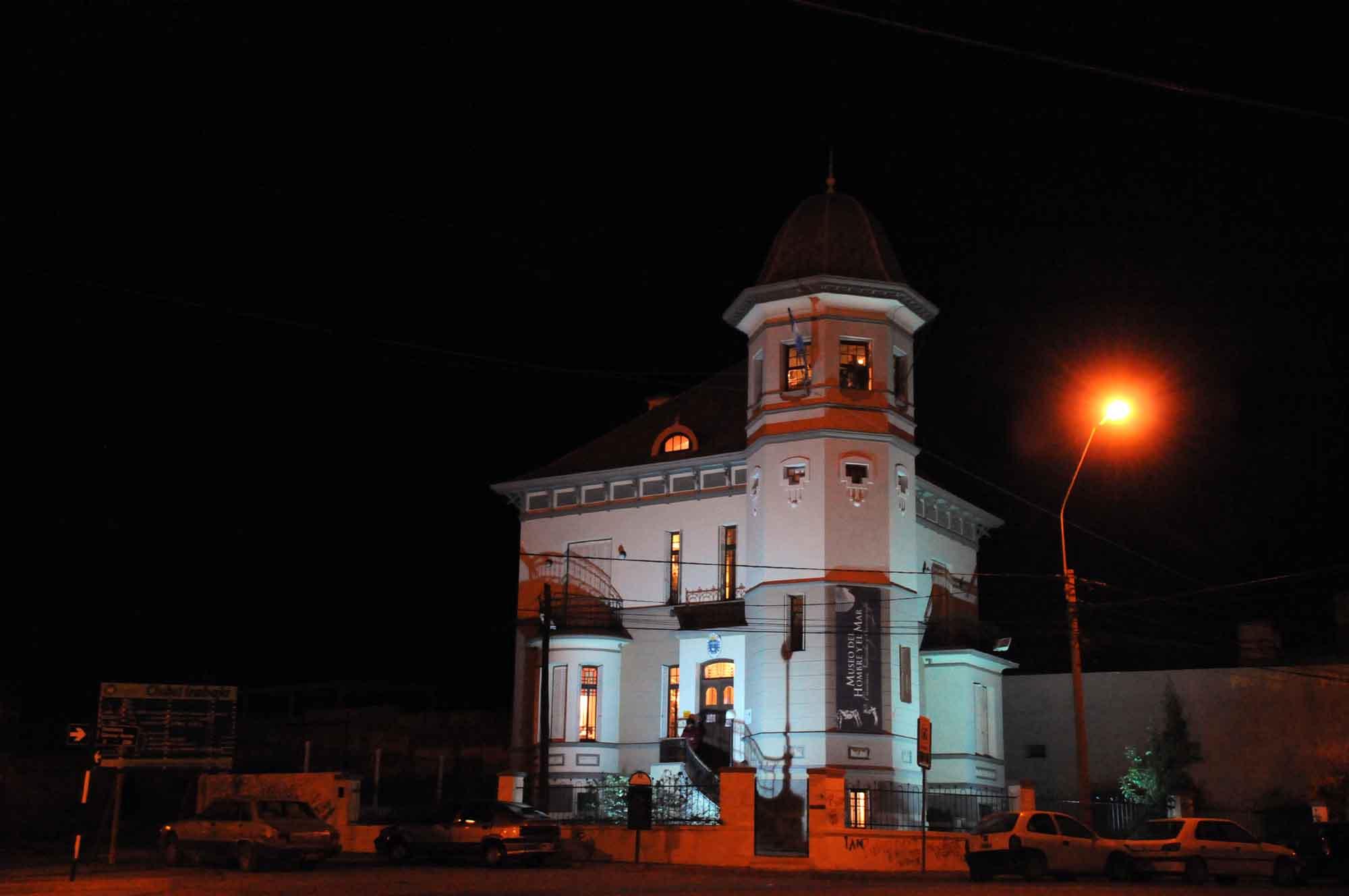 Museo Provincial  de Ciencias Naturalez y Oceanografico (Domec Garcia y Jose Menendez - tel 0280 445-1139)