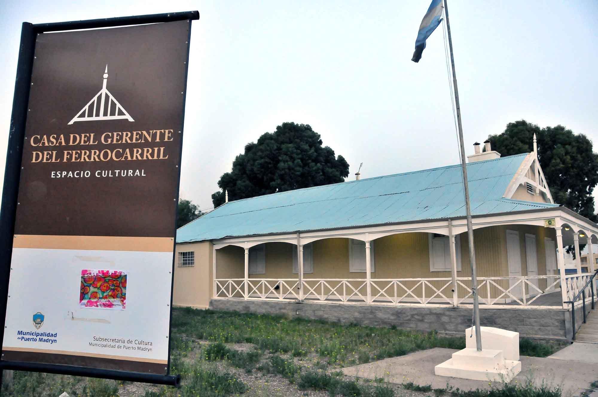 casa del gerente del ferrocarril (Domec Garcia 98 y Mosconi )