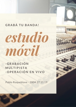 Estudio Movil